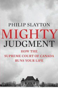 Mighty Judgment by Philip Slayton